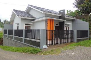 Sisa unit perumahan yang tersedia Tipe 45/100m2 harga 525 juta.