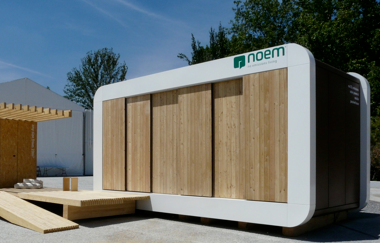 Casas ecologicas la casa pasiva modular transportable y sostenible - Casas prefabricadas barcelona precios ...