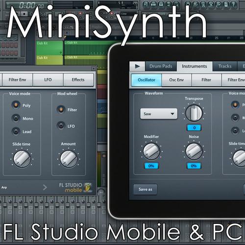 iTunes: FL Studio Mobile HD