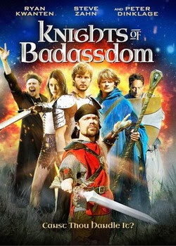 Knights of Badassdom 2014 poster