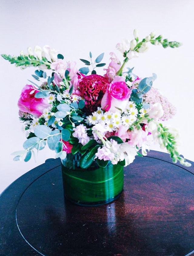 Blush Stock Flower