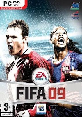 FIFA 2009 Full RIP - Mediafire