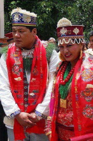 Sikkim Tamang Youth Society Marriages In Tamang