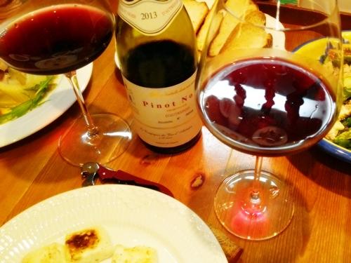 2013  Languedoc-Roussillon Pino Noir D'AUTREFOIS