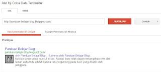 Google Richsnippet