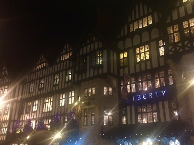 Liberty London Christmas 2015