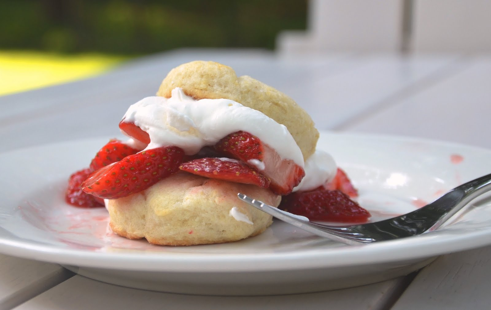 Strawberry Shortcake Sliders Recipe — Dishmaps