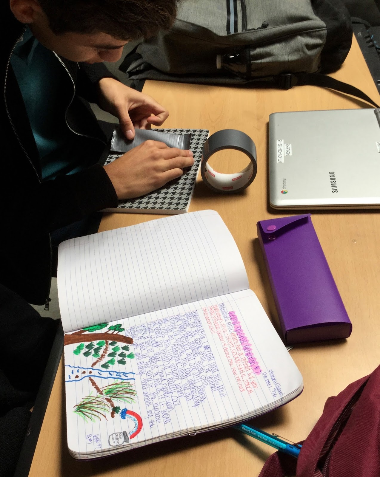 Teaching Science With Lynda Interactive Notebooks For Middle And Fun Squishy Circuits Notebook Ideas