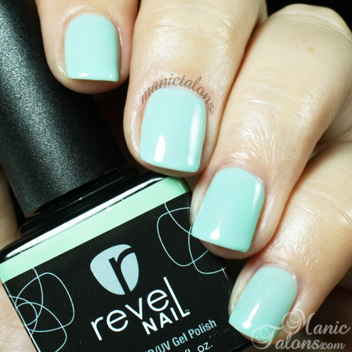 Revel Nail Gel Polish Sydney Swatch