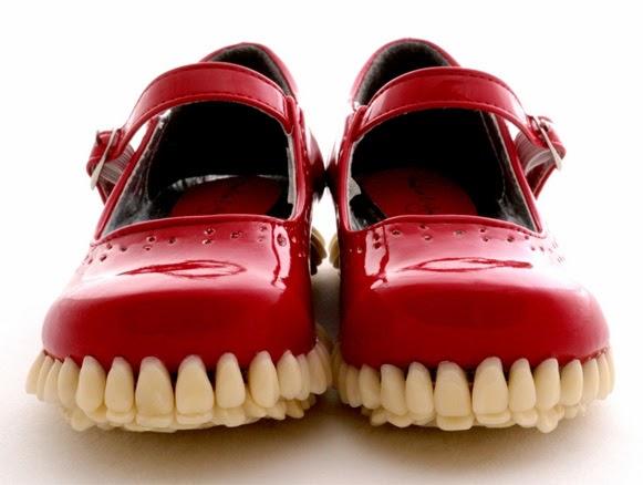 Sapatos dentuços – Bem Legaus