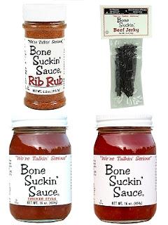 Gluten-Free BBQ Gifts