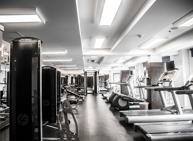 Radisson Blu Plaza Phuket hotel gyms facilities