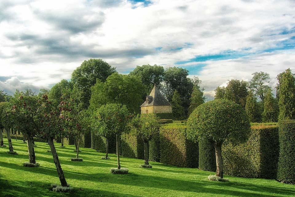 Gärten von Eyrignac, Dordogne