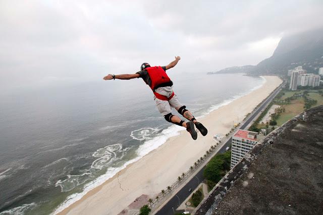 Fotografia, Rio de Janeiro, profissional, o globo, hotel nacnal, sao conrado, base jump, esportes, radicais, vista, praia