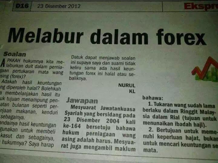 Forex malaysia blogspot