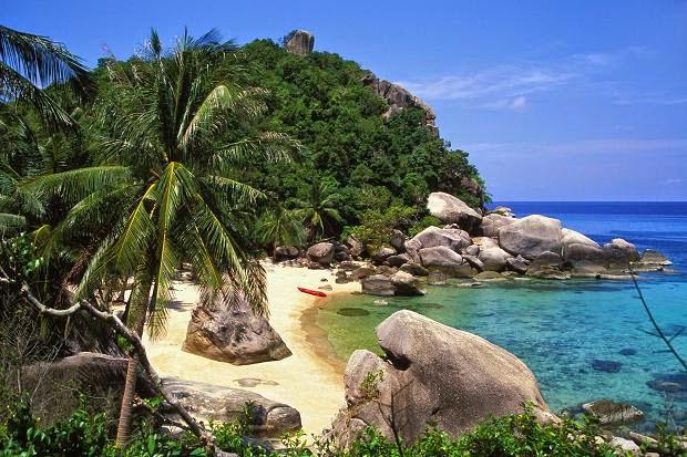 Connaissez vous Koh Bulon, cette petite île tranquille - photo d'une plage