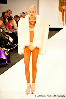 Rachel Cogley Graduate Fashion Week  2011