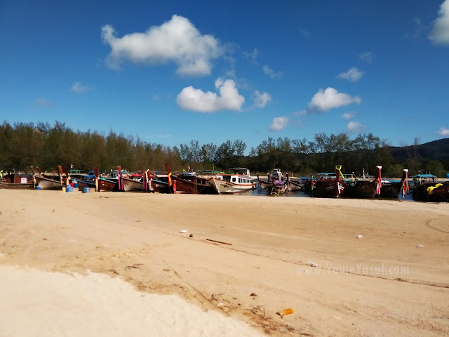 Pulau, Krabi, thailand,