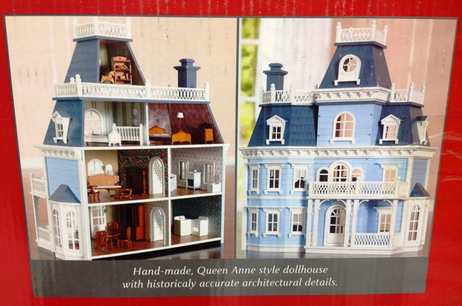 FAO Schwarz BIG Victorian Dollhouse