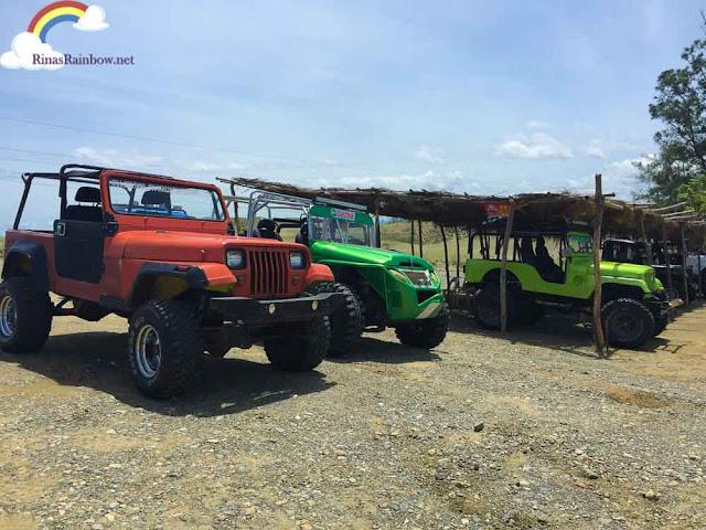 4x4 jeep Suba Paoay Sand Dunes