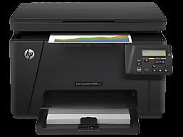 HP Color LaserJet Pro M176n Drivers