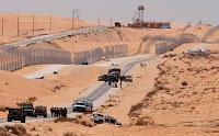 إطلاق نار على جنود إسرائيليين بحدود مصر