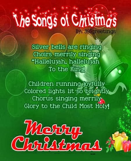 Meaning Christmas Poems For Toddlers