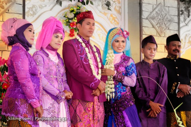 Hijab Modifikasi Pada Gelaran Tata Rias Panjiwedding.ga 01, Rias Pengantin Purwokerto | Fotografer : Klikmg4