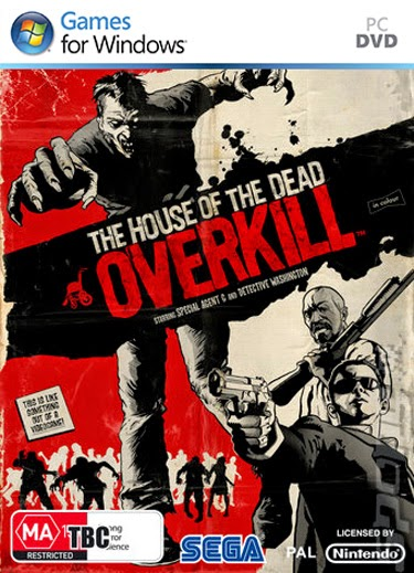 The Typing Of The Dead Overkill Full Torrent İndir