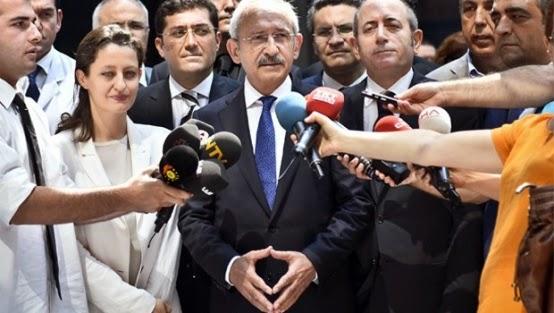 2014 CHP Kurultay Sonuçları! Kılıçdaroğlu Kaç Oy Aldı? Muharrem İnce Ne Kadar Oy Aldı? İşte Sonuçlar