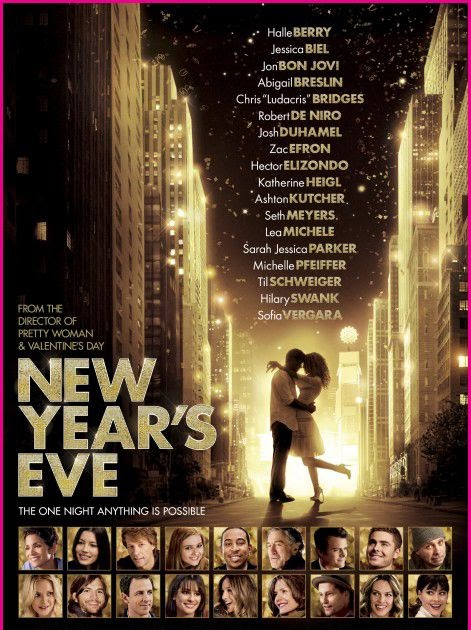 Dating new years eve