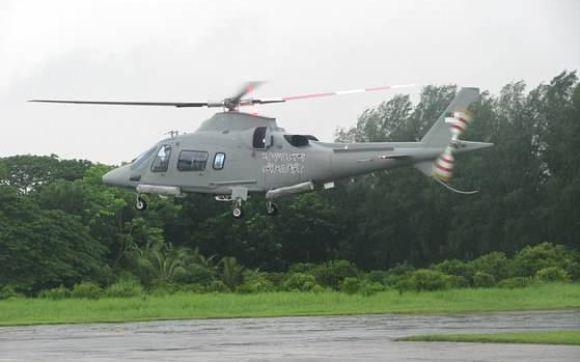 AW109 Power Angkatan Laut Bangladesh