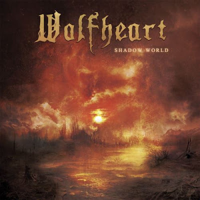 WOLFHEART: Εξώφυλλο, tracklist και teaser του νέου album