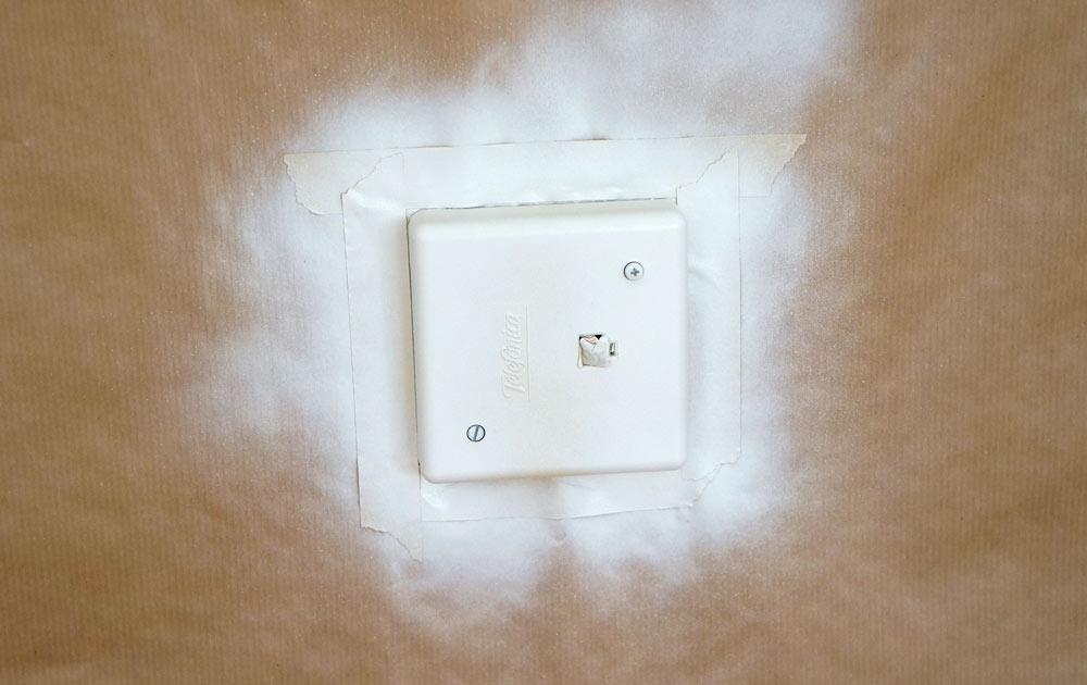 C mo pintar los enchufes e interruptores blog decoraci n - Enchufes y interruptores ...