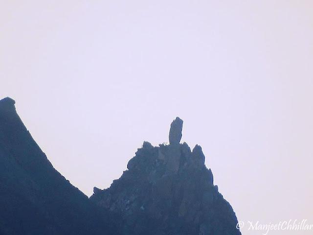 Shivling Peak, Kinnaur Kailash