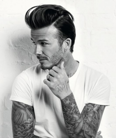 Short Hair Styles☀David Beckham