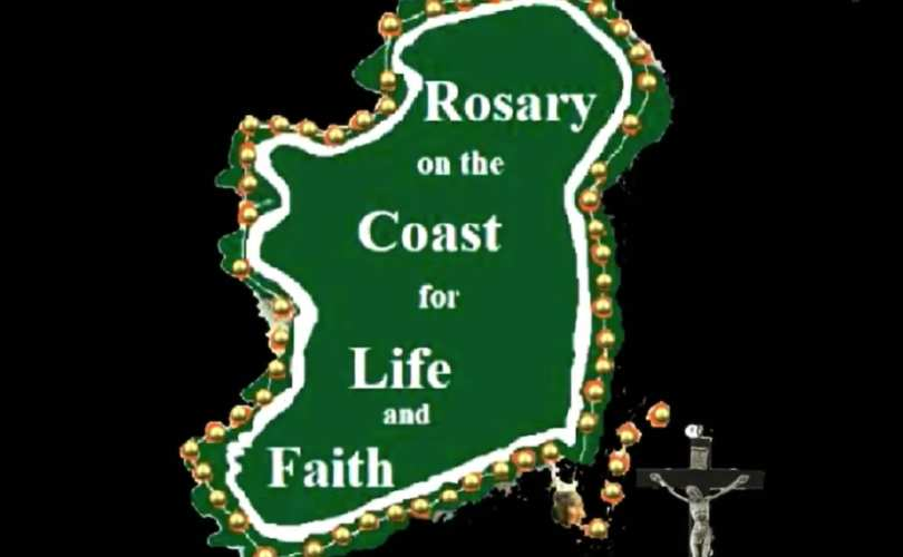 Irlanda também rezará o Rosário