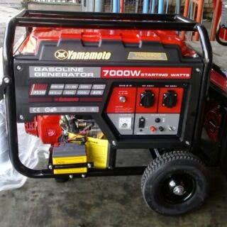 Welding  Equipment - Genset Yamamoto - Welding Generator Yamamoto