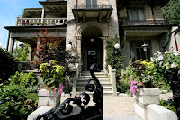 Kingston, Ontario, Rosemount Inn & Spa, Accommodations