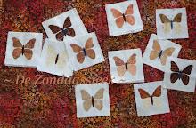 Vlinders voor mijn Kinders