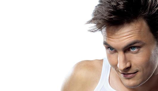 kosmētika vīriešiem, veselīgi mati, vīriešu matu kopšana