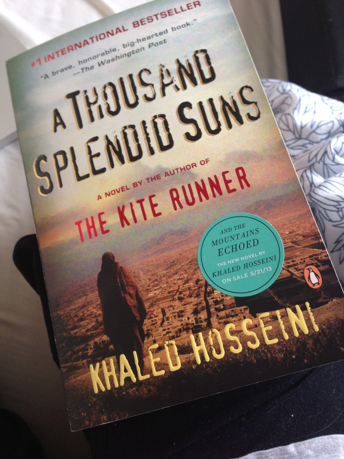 thousand splendids sun Propelled by the same superb instinct for storytelling that made the kite runner a beloved classic, a thousand splendid suns is at once an incredible chronicle of thirty years of afghan history and a deeply moving story of family, friendship, faith, and the salvation to be found in love.