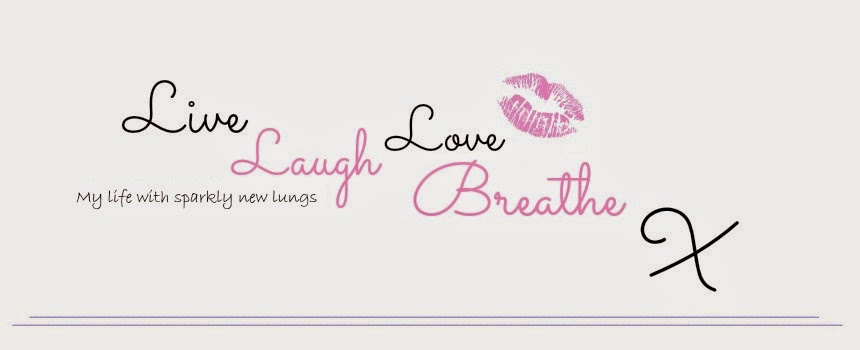 Live, laugh, love, breathe x