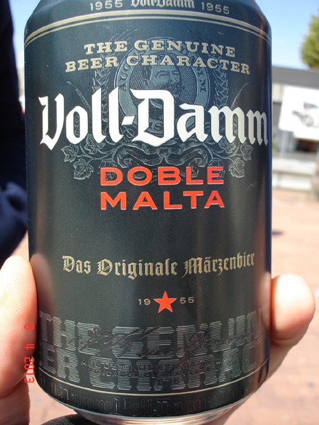 Voll Damm - Doble Malta