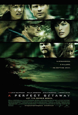 Watch A Perfect Getaway 2009 BRRip Hollywood Movie Online | A Perfect Getaway 2009 BRRip Hollywood Movie Poster