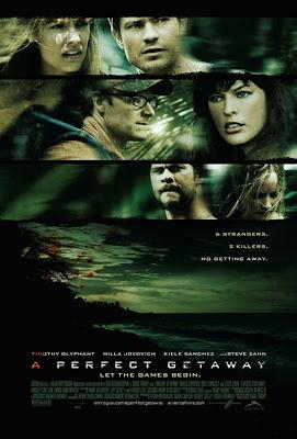 Watch A Perfect Getaway 2009 BRRip Hollywood Movie Online | A Perfect Getaway 2009 BRRip Hollywood Movie Poster