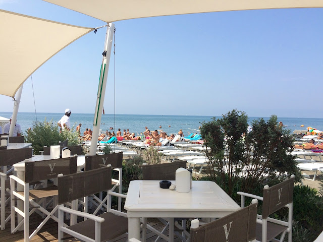Beach Clubs in Rome