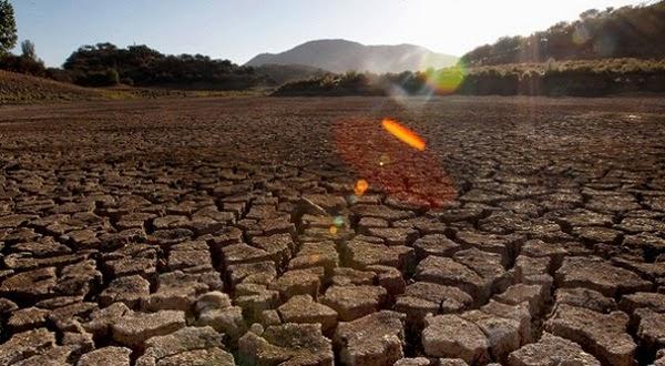Bencana Alam Bisa Membuat Suhu Bumi Meningkat