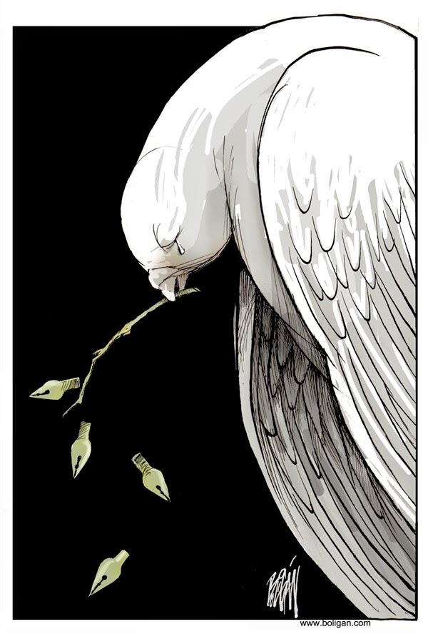 Charlie Hebdo Karikatürleri