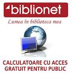 Bibliotecă participantă in programul